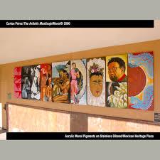 Artistic Tile San Carlos Ca by Public Art Portfolio By Carlos Pérez At Coroflot Com