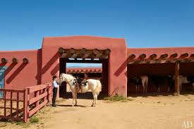Jane Fonda s New Mexico Ranch