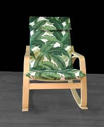 IKEA POÄNG Chair Covers, Tropical Leaf Summer House Ikea Decor ... Summer Slipcover For Wingback Chair Ottoman The Maker Sideli 2pc Seat Cushion Soft Pad Breathable Officehome Marlo Director Cover Bed Bath N Table Why I Love My Comfort Works Ding Covers House Full Of Wayfair Basics Patio Reviews Sashes Relaxedfit Cybex Sirona Q Isize Natural Baby Shower Snuggie Covers Leather Chair During Summer Frugalfish Tableclothschair Ssashesrunnsoverlaystabletopdecor