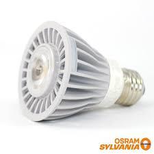 sylvania ultra led 11w par20 dimmable white 3000k flood bulb 50w