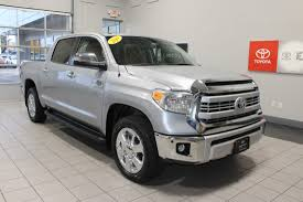 100 26 Truck Used 2014 Toyota Tundra For Sale At Anderson Weber Toyota VIN