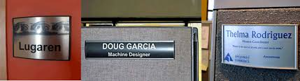 fice Signs Pro LLC Name Plates fice Nameplates