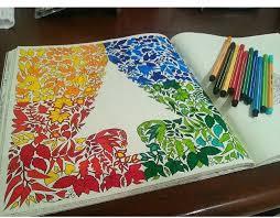Floresta Encantada Jardim Secreto Pinheiro Vazado ColouringAdult ColoringColoring BooksEnchanted Forest