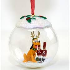 Plutos Christmas Tree Ornament by Pluto Christmas Bauble Ornament