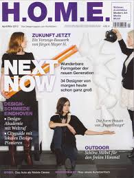 100 O At Home Magazine Giopato Coombes HME Germany AprMay 2013 Design