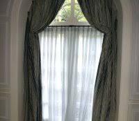 Waverly Curtains And Drapes by Roman Shades And Curtains Together French Window Treatments