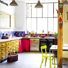 Kitchen Elegant Colorful Kitchens Designs Things In Home Image