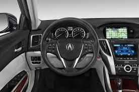 2015 Acura TLX Steering Wheel Interior