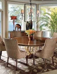 Gorgeous Marge Carson Trend Los Angeles Transitional Dining Room Remodeling Ideas With Arm Chairs Contemporary Table Elegant