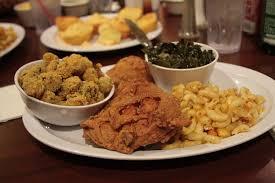 what cuisine soul food