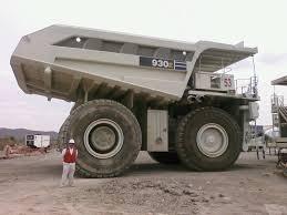 100 Biggest Trucks In The World Komatsu 930E Wikipedia