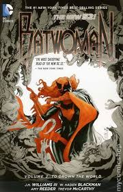 Batwoman TPB 2012 2015 DC Comics The New 52 2 1ST
