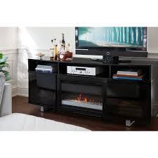 Entertainment Furniture Pacer Black 72