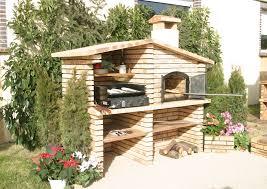 modele de barbecue exterieur amenagement cuisine exterieure amnagement cuisine du0027t en