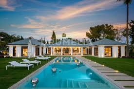 100 Villa In Magnificent Modern Frontline Golf Luxury In Las Brisas Nueva Andaluca Marbella