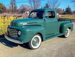 1950 Ford F1 - Rick Hanson - LMC Truck Life Jeff Davis Built This Super 1950 Ford F1 Pickup In His Home Shop Truck With An Audi Rs6 Powertrain Engine Swap Depot 1950s Ford For Sale Ozdereinfo The Color Urbanresultvehicle Pinterest Farm New Of 36 Craigslist Stock Drop Dead Customs My F1 4x4 Wheels And Trucks Review Rolling The Og Fseries Motor Trend Canada 1948 1949 Ford Truck Cabover Glass Classic Auto New Pickup Sri Bad Ass Street Car Spotlight Drag Youtube