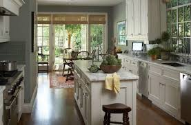 artistic light grey kitchen paint smooth plaster walls with