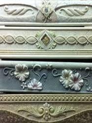 ceramic border tile suppliers manufacturers in india
