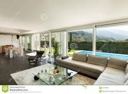 100 Villa Interiors Modern Beautiful Stock Image Image Of