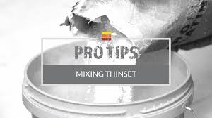 The Tile Shop Greenville Sc by How To Mix Thinset For Your Next Tile Project The Tile Shop