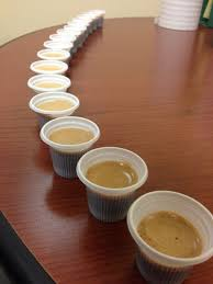 Cuban Coffee Shots For The Office
