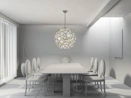 Chandelier Modern Dining Room by Innovative Lovely Modern Dining Room Chandeliers Chandelier Above