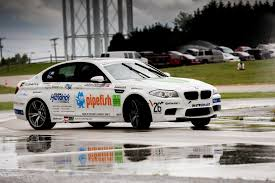 100 Continental Truck Driving School BMW M5 Gets Sideways For 51 Miles To Set New Drifting World