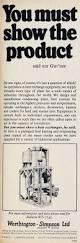 Ingersoll Dresser Pumps Company by Worthington Simpson Graces Guide