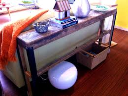 Narrow Sofa Table With Storage bathroom divine long narrow sofa table tall behind couch glass