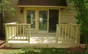 Deck Designing by Interesting Small Deck Designs Backyard About Home Interior