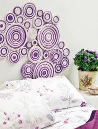 wandbilder selber malen wohnen und deko basteln