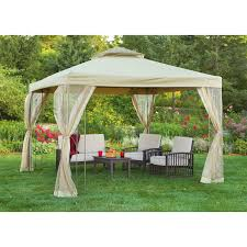 10x10' Backyard Gazebo - 197169, Gazebos At Sportsman's Guide Amazoncom Claroo Isabella Steel Post Gazebo 10foot By 12foot Outdoor Stylish Modern Sears For Any Yard Ylharriscom 10 X 12 Backyard Regency Patio Canopy Tent With Gazebos Sheds Garages Storage The Home Depot Perfect Solution Pergola This Hardtop Has A Umbrellas Canopies Shade Fniture Instant 103 Best Images About On Pinterest Pop Up X12 Curtains Framed