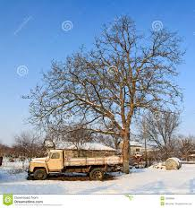 100 Trucks In Snow Now Unused Truck In Snow Stock Image Image Of Blue Village 22958869