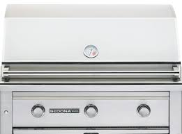 Lynx Natural Gas Patio Heater by Lynx Sedona 3 Burner Built In Grill U0026 Reviews Wayfair