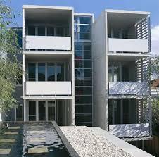 Small Apartment Building Designs And Urban Interior Design Exterior