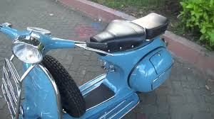 Classic Vespa VBB 150cc In Original Blue