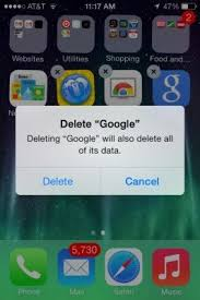 How to Delete iPhone Apps