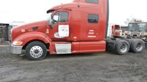 Salvage Heavy Duty Peterbilt 387 Trucks   TPI