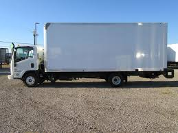 100 20 Ft Truck 19 New Isuzu NPR HD Ft Box With Liftgate At Industrial