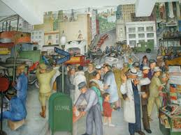 Harlem Hospital Wpa Murals by 275 Best Wpa Art And Design Images On Pinterest Diego Rivera