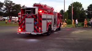 100 New Fire Trucks Linwoods Truck YouTube