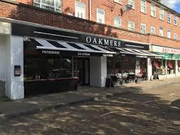 Oakmere Tea Dining Room Potters Bar Herts