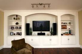 Built In Wall Cabinets Plans
