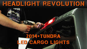 2014 2017 toyota tundra cargo 3rd brake light tundra