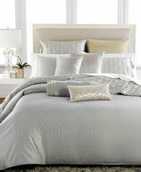 Macys Com Bedding by Hotel Collection Finest Silver Leaf Bedding Collection Created