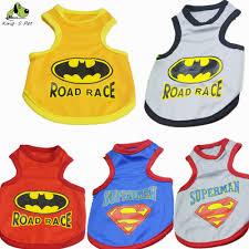 batman clothes for dog promotion shop for promotional batman