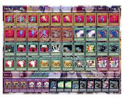Jaden Yuki Deck List by Yu Gi Oh Decklist Fun Ojama Deck All In One