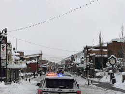 100 Trucks In Snow Park City Deploys Dump Trucks In Major Snowhauling Operation