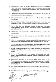Mr Wilsons Cabinet Of Wonder Pdf by The 1998 Search Warrant On Slater And Gordon That Was Pulled