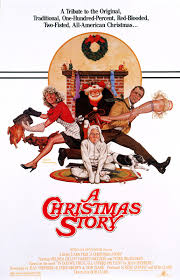 A Christmas Story 1983 At The Orpheum Theatre Downtown Los Angeles